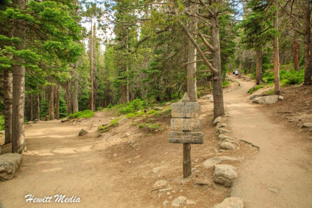 Rocky Mountain National Park Guide -  Bear Lake Nature Trail