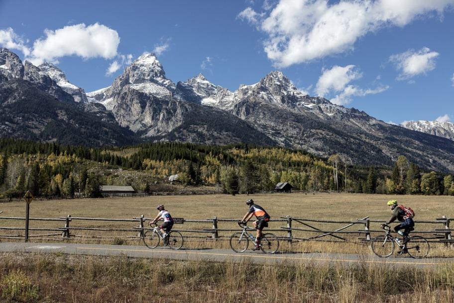 Rocky Mountains Biking