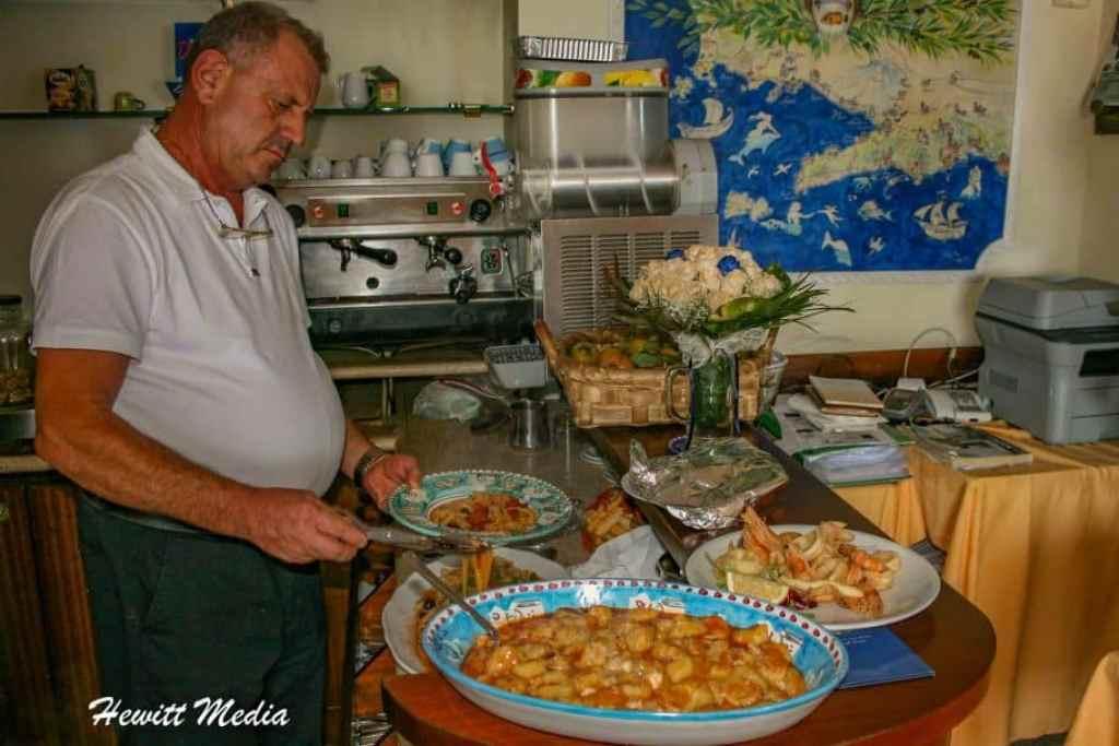 Amalfi Coast Restaurants