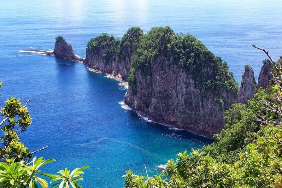 Top 2021 Travel Destinations - American Samoa
