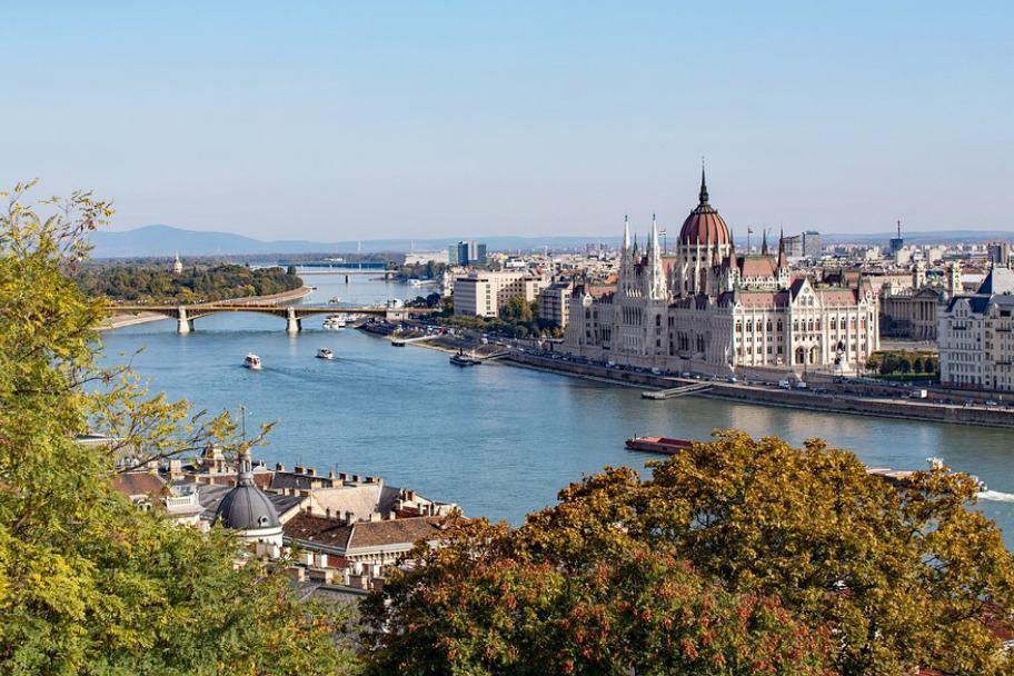 Top 2021 Travel Destinations - Budapest, Hungary