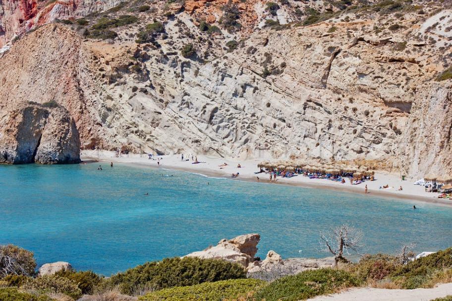 Top 2021 Travel Destinations - Milos, Greece