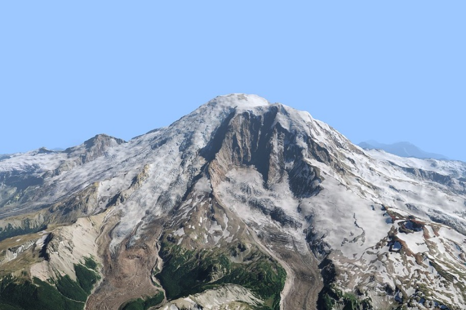 Travel Bucket List - Climb Mount Rainier