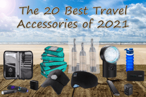 The 20 Best Travel Accessories of 2021
