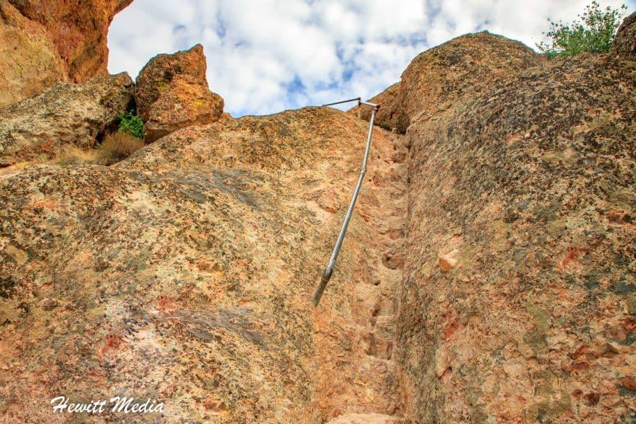 High Peaks Trail in Pinnacles National Park