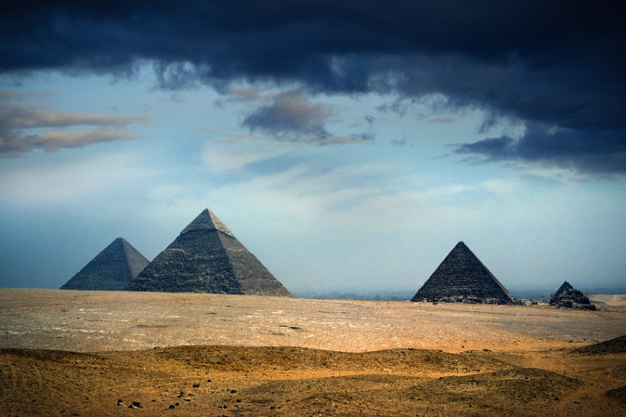 Middle East Trip - Great Pyramids