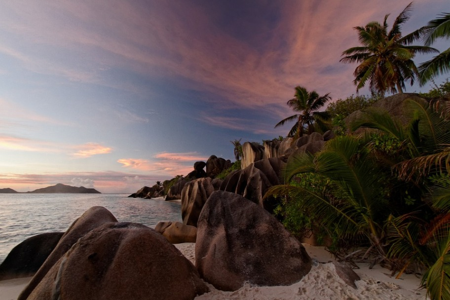 World's Most Beautiful Coasts - Anse Source d'Argent