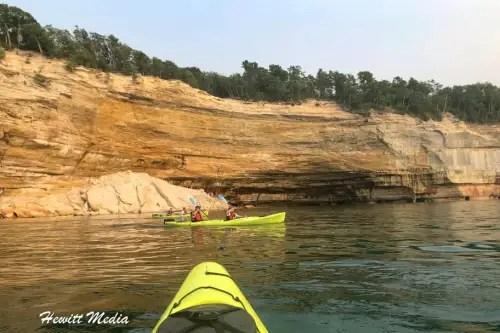 Pictured Rocks Kayak-8235