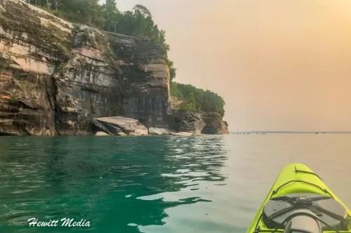 Pictured Rocks Kayak-8242