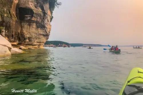 Pictured Rocks Kayak-8253