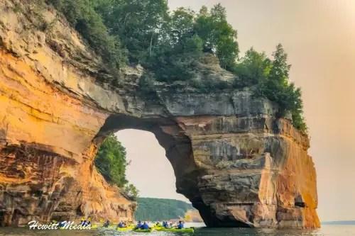 Pictured Rocks Kayak-8265