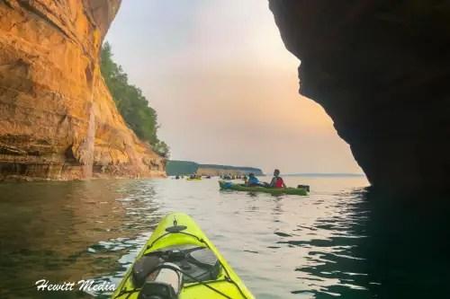 Pictured Rocks Kayak-8272