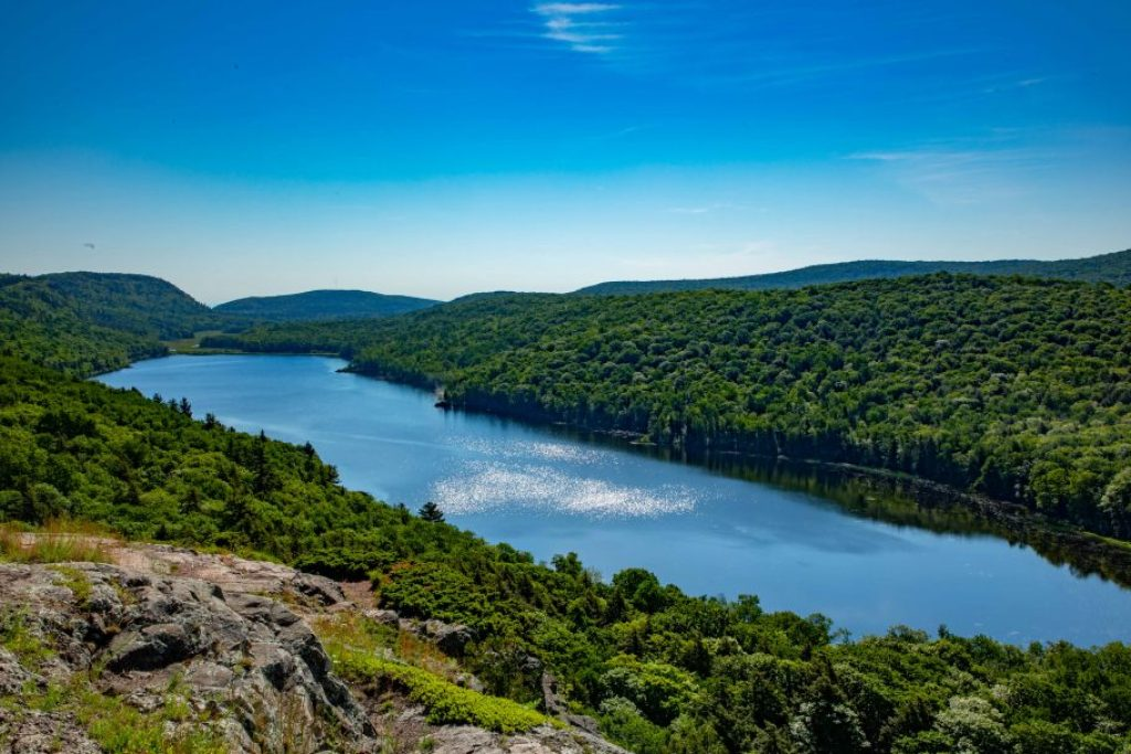 Great Lakes Trip - Porcupine Mountains Wilderness State Park
