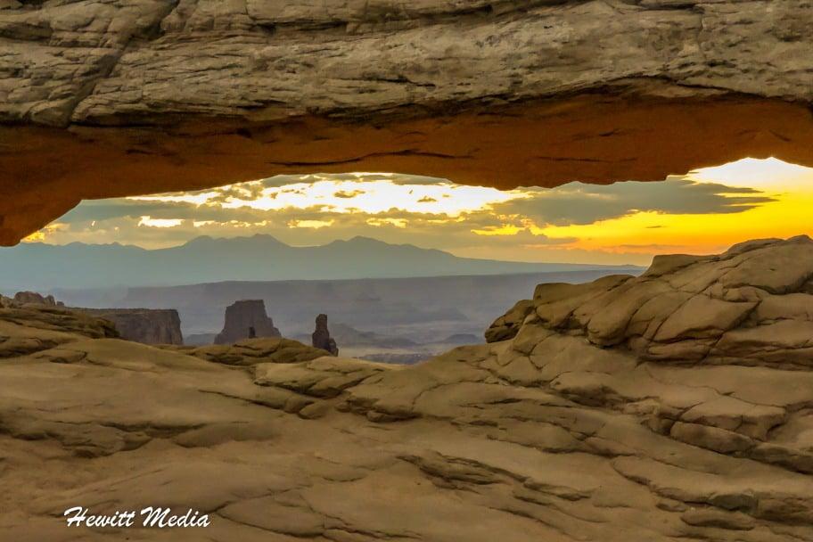 Southern Utah Attractions - Mesa Arch - Canyonlands National Park