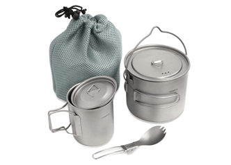 Backpackers Packing Guide - Backpacking Pots and Utensils