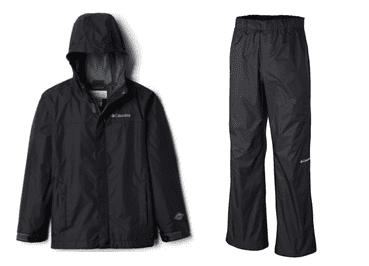 Backpackers Packing Guide - Rain Gear