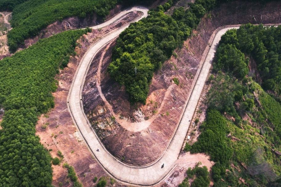 Amazing Motorbike Journeys in Southeast Asia