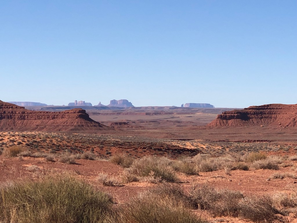 Touring the Valley of the Gods and Beyond