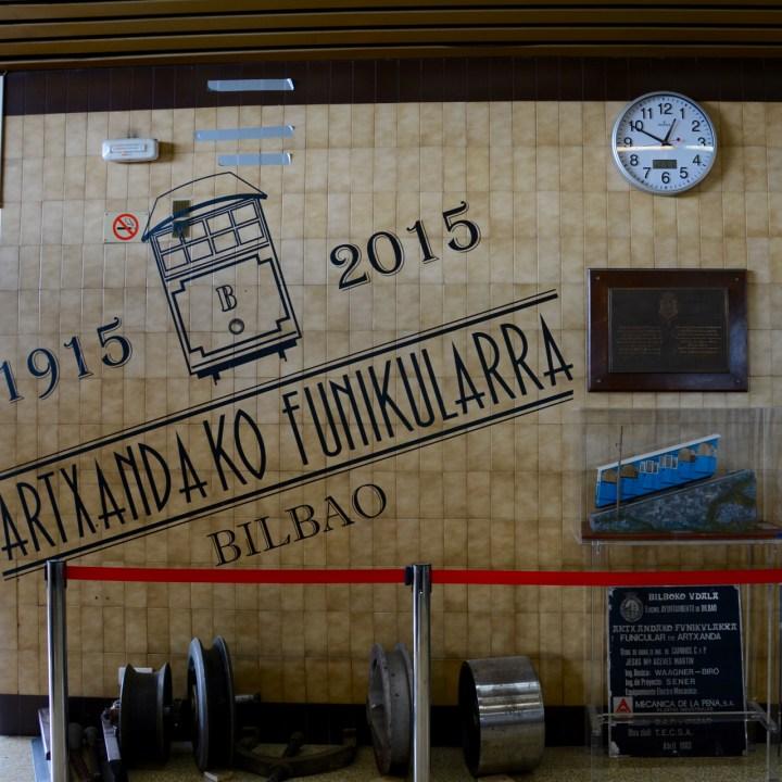 funicular bilbao history