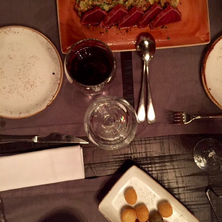 restaurant bilbao