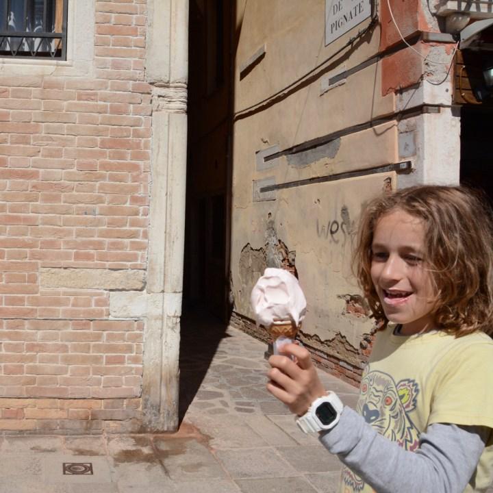 gelato ice cream venice