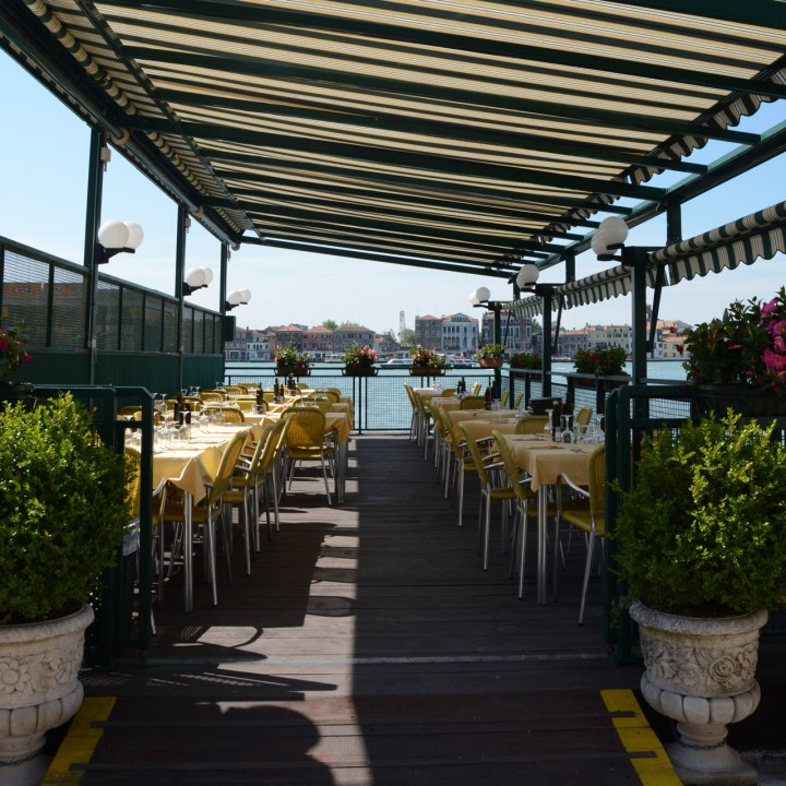 terrace restaurant venice