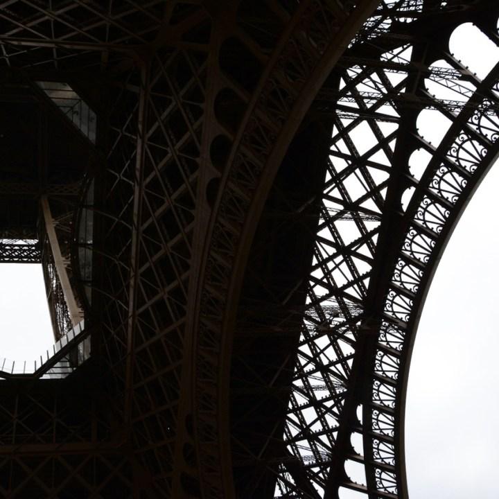 paris france eiffel tower architecture wrought iron