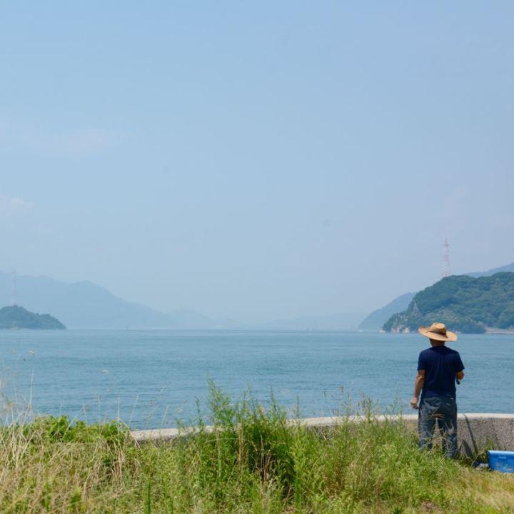 onomichi japan shimanai kaido mukoujima fisherman