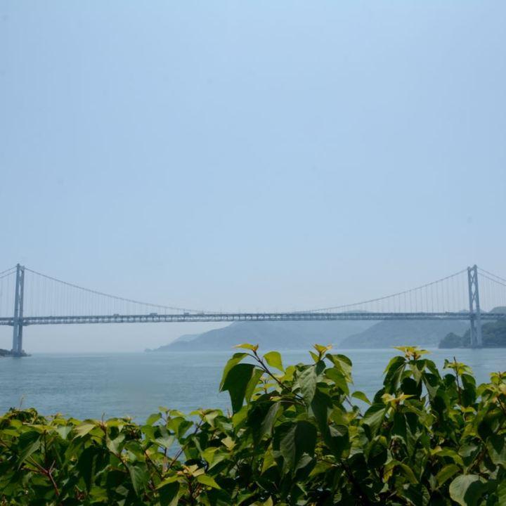 onomichi japan shimanai kaido mukoujima innoshima bridge