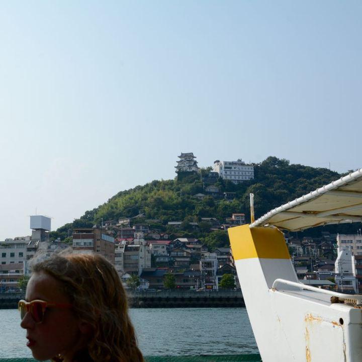 onomichi japan shimanai kaido mukoujima ferry ride