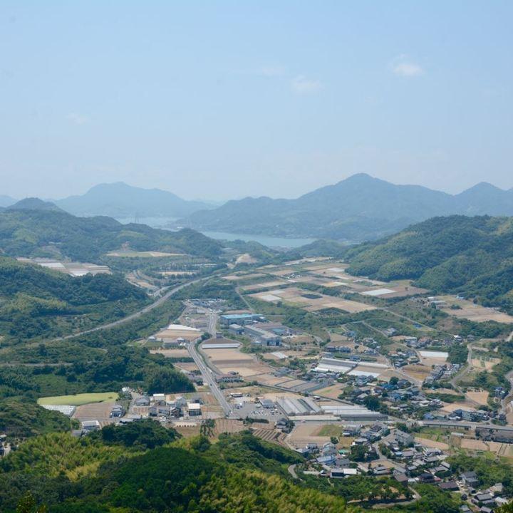 innoshima shiarataki shrine view express way