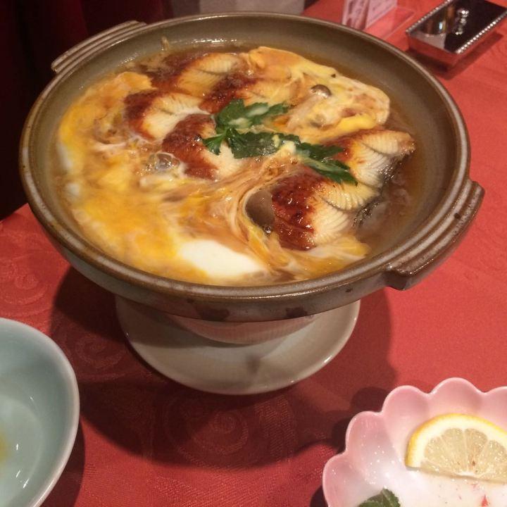 innoshima hotel shimanami kaido kaiseki dinner eel
