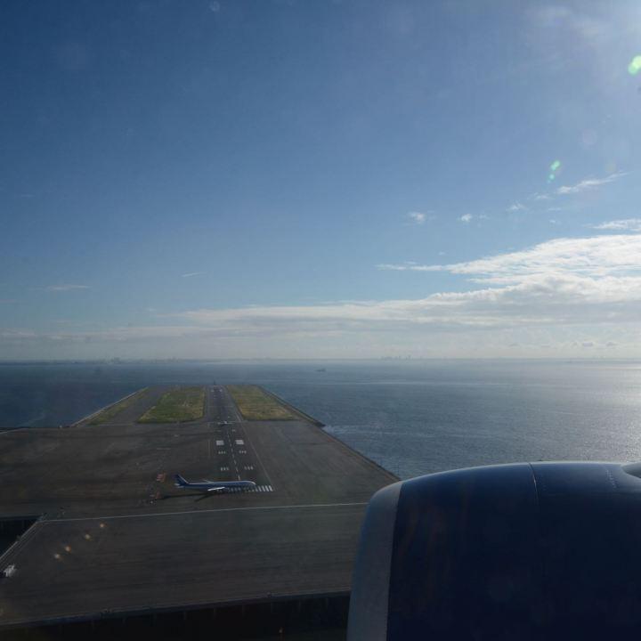 runway haneda airport