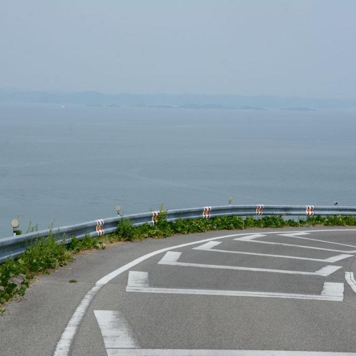 teshima ieura setouchi triennale  road