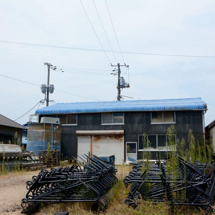 teshima ieura setouchi tirennale karato hama anchors