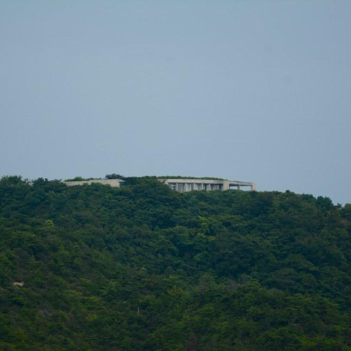 naoshima honmoura setouchi tirennale benesse oval house