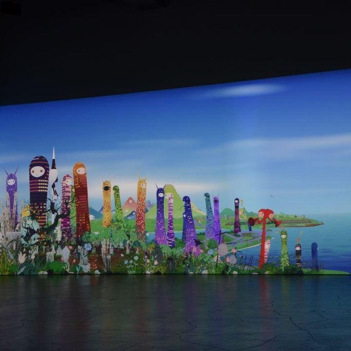 kaikai kiki gallery chio aoshima exhibition