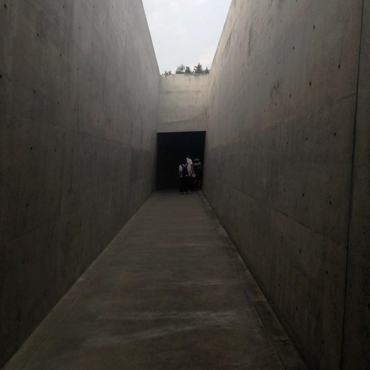 naoshima honmoura setouchi tirennale tadao ando architecture