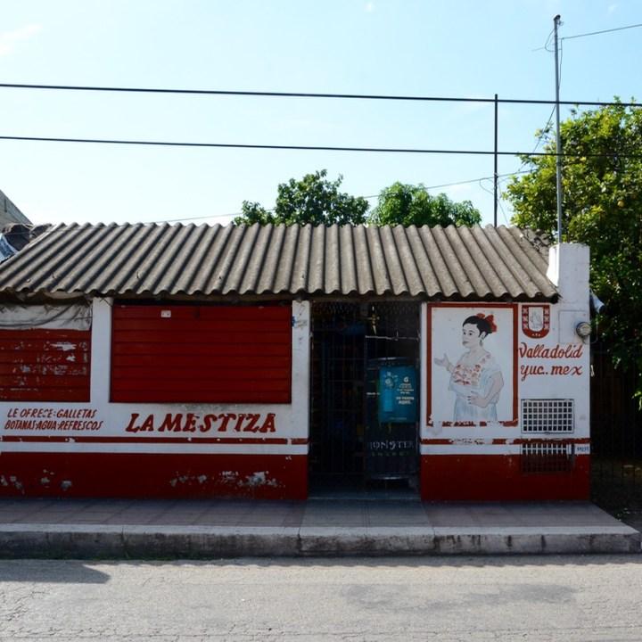 Cancun Mexico valladolid yucatan store