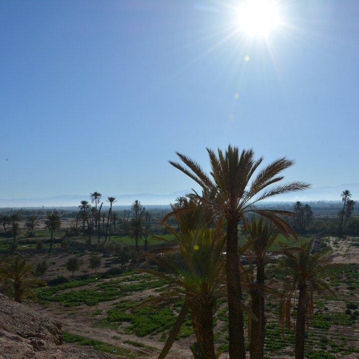 travel with kids children morocco marrakech hotel caravanserai countryside