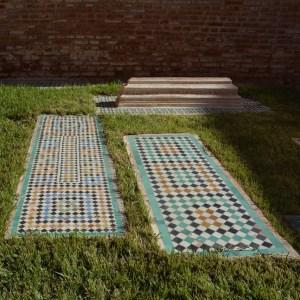 travel with children kids morocco marrakech saadian tombs children grave