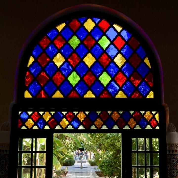 travel with children marrakech morocco palais bahiaa bahia palace