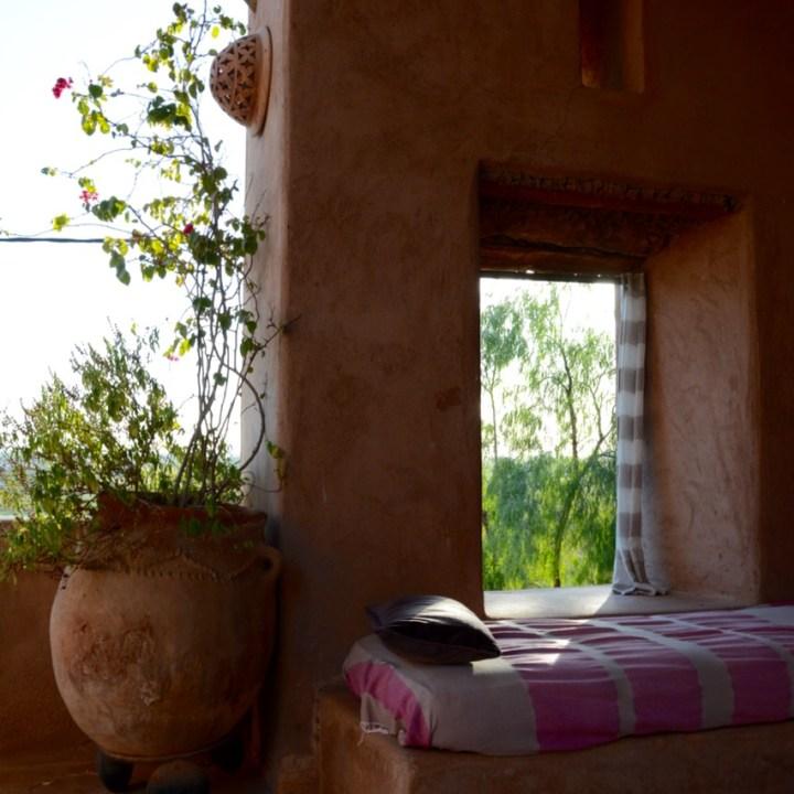 travel with kids children morocco marrakech hotel caravanserai alcove