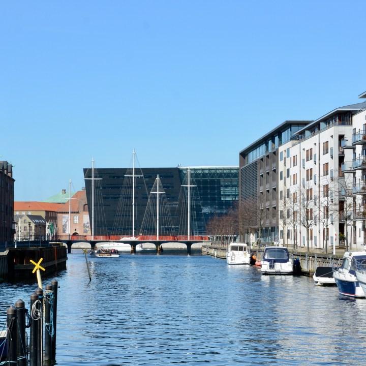 travel with kids children copenhagen denmark christianshavn famous bridge