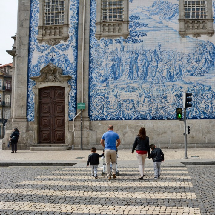 Porto, Portugal | A Morning of Trams, Iron Bridges, Cafes and Winding Streets in Porto