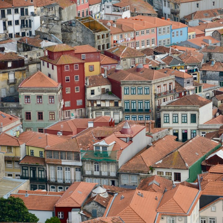 travel with kids children porto portugal local architecture