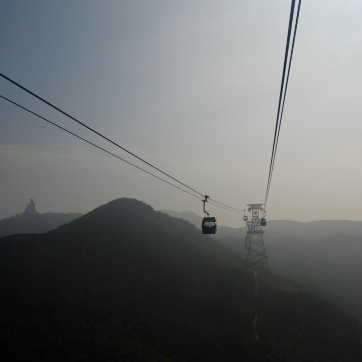 Lantau Island, Hong Kong | A Fun Cable Car Ride and Tian Tan, the Big Buddha