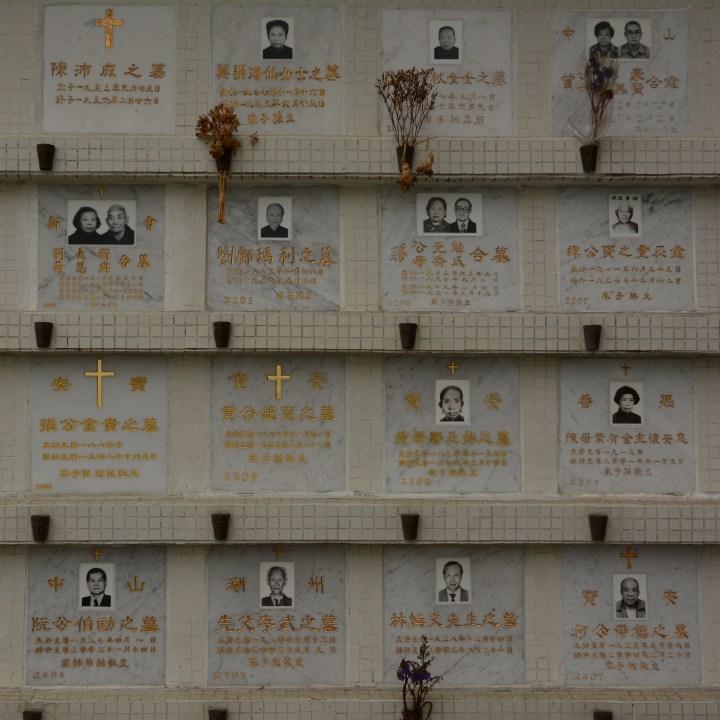 travel with kids children cheung chau island hong kong cemetery