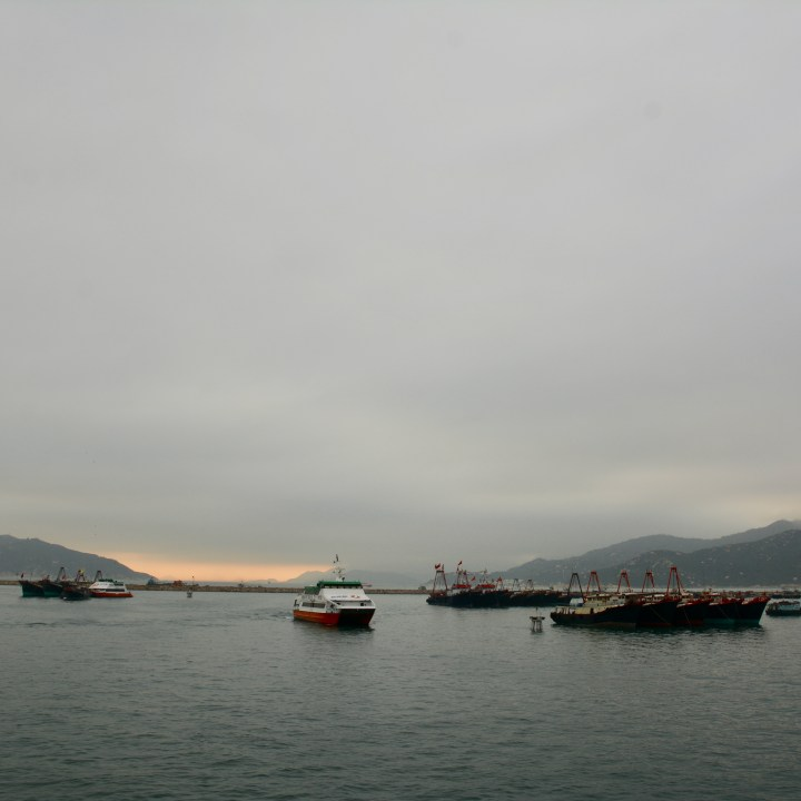 travel with kids children cheung chau island hong kong ferry