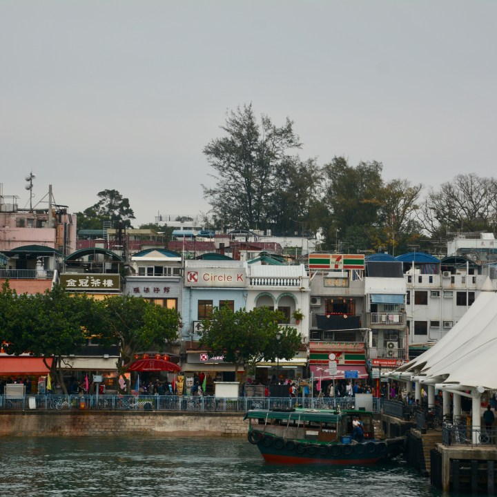 travel with kids children cheung chau island hong kong shops